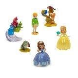 Disney Channel Junior Princess Sofia the First Figurine Playset Cake Topper NEW