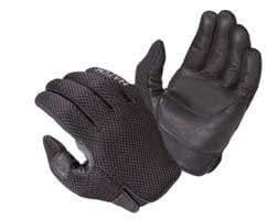 Hatch CoolTac Motor Officer Gloves, Black, XL