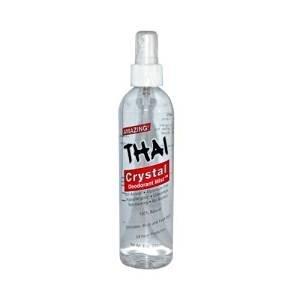 Case Deodorant Pack (Thai Deodorant Stone Crystal Deodorant Mist, 8 Ounce - 6 per case.)