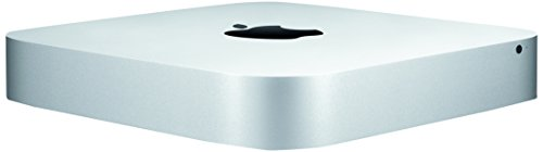 Apple Mac mini, 2.6GHz Intel Core i5 Dual Core, 8GB RAM, 1TB HDD, Mac OS, Silver, MGEN2LL/A (Newest Version)
