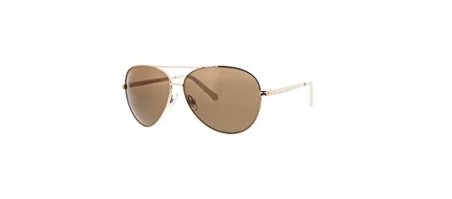 Catherine Malandrino Women's Large Metal Aviator - Sunglasses Catherine Malandrino