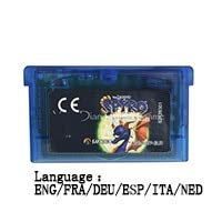 ROMGame 32 Bit Handheld Console Video Game Cartridge Card The Legend Of Spyro The Eternal Night Eng/Fra/Deu/Esp/Ita/Ned Language Eu Vers Blue shell