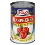 SOLO FILLING RASPBERRY, 12 OZ
