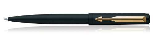- Parker Vector Matte Black GT Retractable Ballpoint Pen