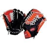 Rawlings RCS Series Glove, Orange, 11.75-Inch