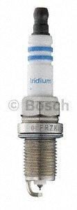 Bosch 9603 Double Iridium Spark Plug, Up to 4X Longer Life (Pack of ()