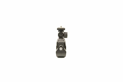Rail Mount for Hyndsight Camera and Monitor System. Provides Custom Angles While Sailing, Biking, Rowing, Towing and More.