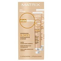 Matrix Sparkling Blondes Restorative System (3 Matrix Shade Memory)