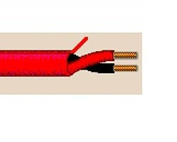 BELDEN CABLES 5320UL 1 Reel 18 AWG 2C Solid Fire Alarm Ca...