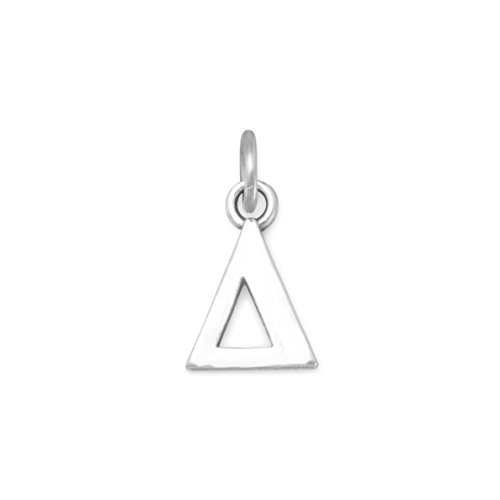 m, 1/2 inch tall, Greek Letter Delta ()