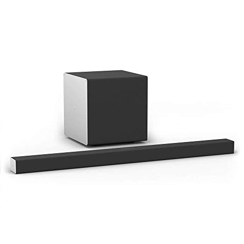 "VIZIO Sound Bar for TV, Channel Home Theater Surround Sound system for TV, Home Audio Sound Bar, 46"" 3.1.2 with Dolby…"