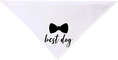 Engagement Gift Funny Wedding Dog Bandana Wedding  Party Wedding Outfit Dog Wedding Apparel Wedding Shower Dog Gift White Dog Scarf