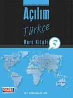 ACILIM Turkce Ders Kitabi 3 (Turkish learning textbook)