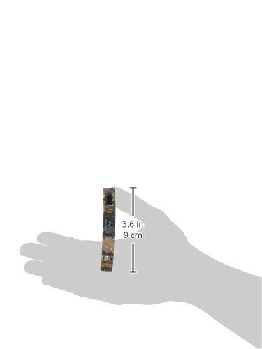 Sabona Real Tree Camo Black Magnum Magnetic Bracelet, Medium by Sabona (Image #2)