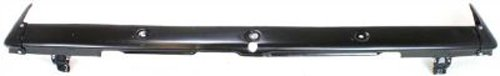 Pickup NI1095105 CPP Black Front Air Dam Deflector Valance Apron for Nissan D21