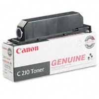- CANON C-210 Black Toner Cartridge (F42-3701-700)