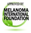 Approved by the Melanoma International Foundation
