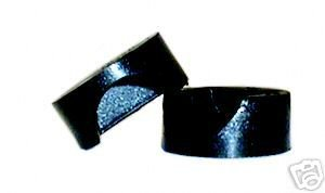 Rugged Ridge 11029.01 Black Plastic Mirror Bracket Bushing
