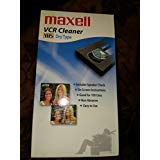 Maxell VP-100 VHS Dry Video Head Cleaner