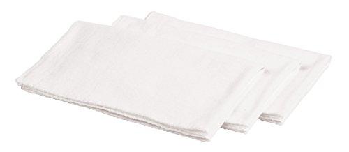 "Carrand 40065 11"" x 17"" Diaper Soft Polishing Cloth (3-Pack)"