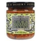 Desert Pepper Trading Corn Black Bean Red Pepper Salsa - 16 oz