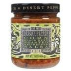 Desert Pepper Trading Corn Black Bean Red Pepper Salsa - 16 oz by Desert Pepper