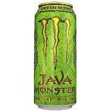 4 Pack - Monster Java Coffee + Energy - Irish Blend - 15oz.
