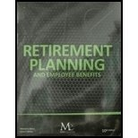Retirement Planning + Employee Benefits, Michael A. Dalton and James F. Dalton, 1936602172