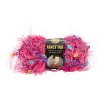 Lion Brand Fancy Fur (Lion Brand Fancy Fur, Party Pink)