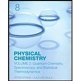 Physical Chemistry: Thermodynamics And Kinetics
