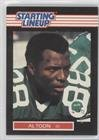 Al Toon (Football Card) 1989 Kenner Starting Lineup - [Base] #ALTO