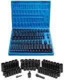 Grey Pneumatic (1281) 3/8'' Drive 81-Piece Master Socket Set