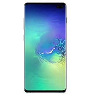 Samsung Galaxy S10 Plus SM-G9750 - International Version - No Warranty in The USA - GSM ONLY, NO CDMA (Prism Green, 128GB/8GB) ()