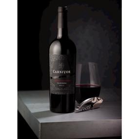 肉専用黒ワイン Carnivor カーニヴォ <赤ワイン>