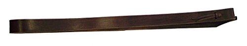 Hamilton Cinch/Latigo Strap with Tie End, 1-1/2-Inch by 60-Inch, Havana Brown