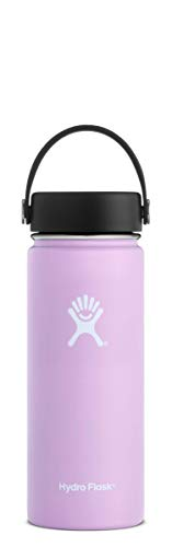 Hydro Flask Wide Mouth Bottle 18 Oz Lilac, 1 EA
