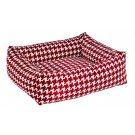 Dutchie Diamond Micro-Velvet Dog Bed (Diamond Dog Dutchie Bed)