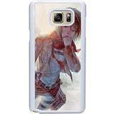 HD exquisite image for Samsung Galaxy Note 5 Cell Phone Case White mikasa ackerman attack on titan (Mikasa Mobile)