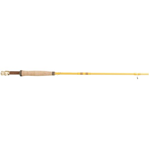 (Eagle Claw, Featherlight Fly Rod, Freshwater, 8' Length 2pc, 5-6 lb Line Rate. Medium)