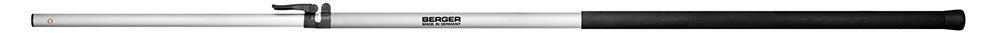 BERGER-ArboRapid Teleskopstange stufenlos verstellbar von 1,75 m bis 3,20 m 2-teilig Arbeiten bis in Höhen von 4,80 m