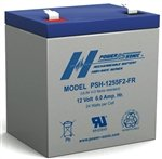 Power-Sonic PSH-1255 FR Sealed Lead Acid Battery
