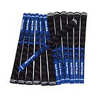 Grip Compound Cord Multi Decade (13 Piece Set - Golf Pride - New Decade Multi-Compound Grips Blue)