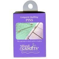 Longarm Quilting Pins by Longarm