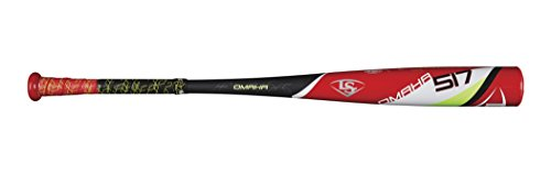 Louisville Slugger Omaha 517 BBCOR (-3) Baseball Bat, 32