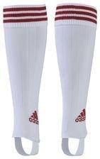 Adidas 3 Stripe Stirru, Calcetines para Hombre blanc/rouge