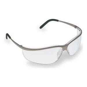 MSA Safety Works 10009924閉じるフィット安全ガラス、クリアレンズ B0056GRZP6
