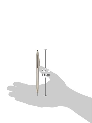 Cross Classic Century Sterling Silver Ballpoint Pen by Cross (Image #5)
