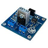 IOTElectronic Arduino Raspberry Compatible SSR Ac Light Dimmer Module Controller Board 50/60hz with Heat Sink 110V-230V