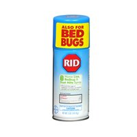 Rid Home Lice, Bedbug And Dust Mite Spray, 5 Ounces (Value Pack of 4) by Bayer Healthcare