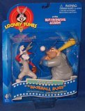 Bunny Baseball (Looney Tunes Bugs Bunny and Gas House Gorilla)